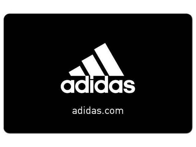 Adidas $50 eGift Card + $15 Promotional eGift Card - Newegg.com $50