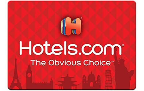 50 Hotels Gift Card E Mail Delivery For 42 Slickdeals