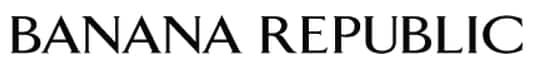 Banana Republic Friends and Family Sale: 40% off regularly priced items + an additional 15% off for first time email subscribers