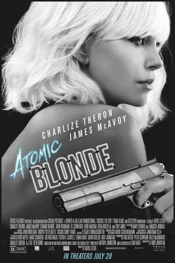Claim your FREE PASSES to an advance screening to Atomic Blonde: Regal Club