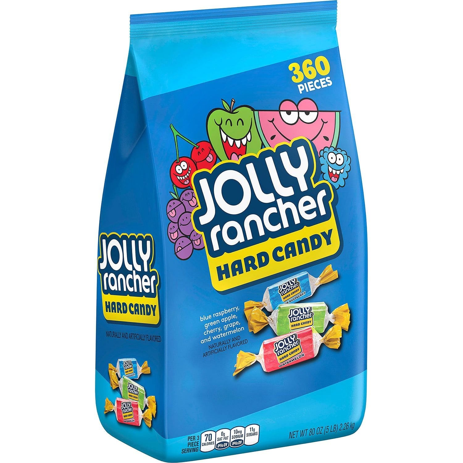 JOLLY RANCHER Hotties Sweet and Spicy Hard Candy, 13 Ounce Bag - $2.36 or Less w/S&S $2.11