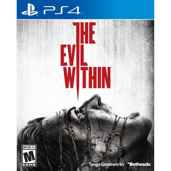 The Evil Within Xbox One / Xbox 360 / PS3 / PS4 $60 + ($35 SYWR Points) Kmart