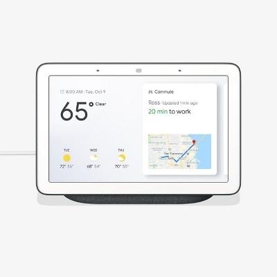 Google Nest Hub Charcoal - Target YMMV - $26.99