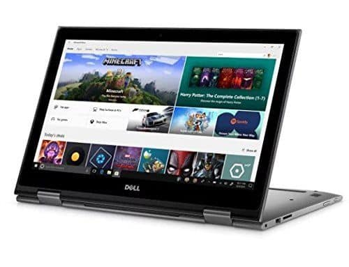 DELL Inspiron 15 5579 2-in-1: 15.6'' FHD IPS Touch, i5-8250u, 8GB DDR4, 1TB HDD, Win10H @ $489.99 + F/S (NO TAX YMMV)