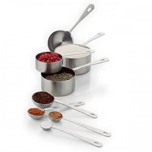Amco Professional Performance Measuring Cups and Spoons, Set of 8 - $9.68 and dropping
