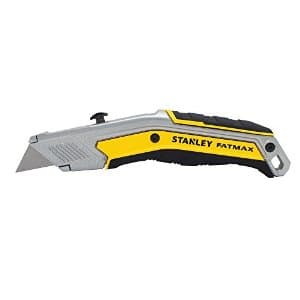 "Stanley FMHT10288 FatMax ExoChange Retractable Knife, 7 1/4"" - Utility knife for $2.76 - Amazon Add-On Item"