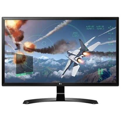 LG 27UD58-B 27-Inch 4K UHD IPS Monitor with FreeSync - $256 After BF20 Coupon + Free Shipping @ Rakuten