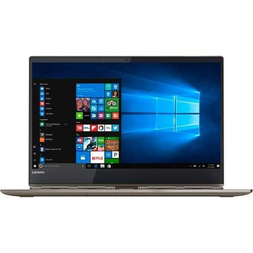 "Lenovo - Yoga 920 2-in-1 13.9"" Touch-Screen Laptop - Intel Core i7 - 8GB Memory - 256GB Solid State Drive - Bronze - w/Active Pen $1149.99"