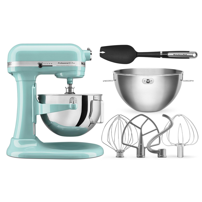 KitchenAid Professional 5 Plus 5 Quart Bowl-Lift Stand Mixer with Baker's Bundle (Assorted Colors) - Sam's Club $269 $269
