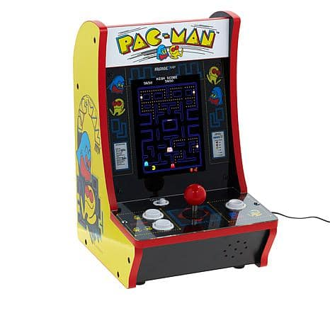 Frogger, Ms. Pac Man, Pac Man (Galaga) Arcade1Up Countercade machines $76 with 15% coupon!!!  HOT!