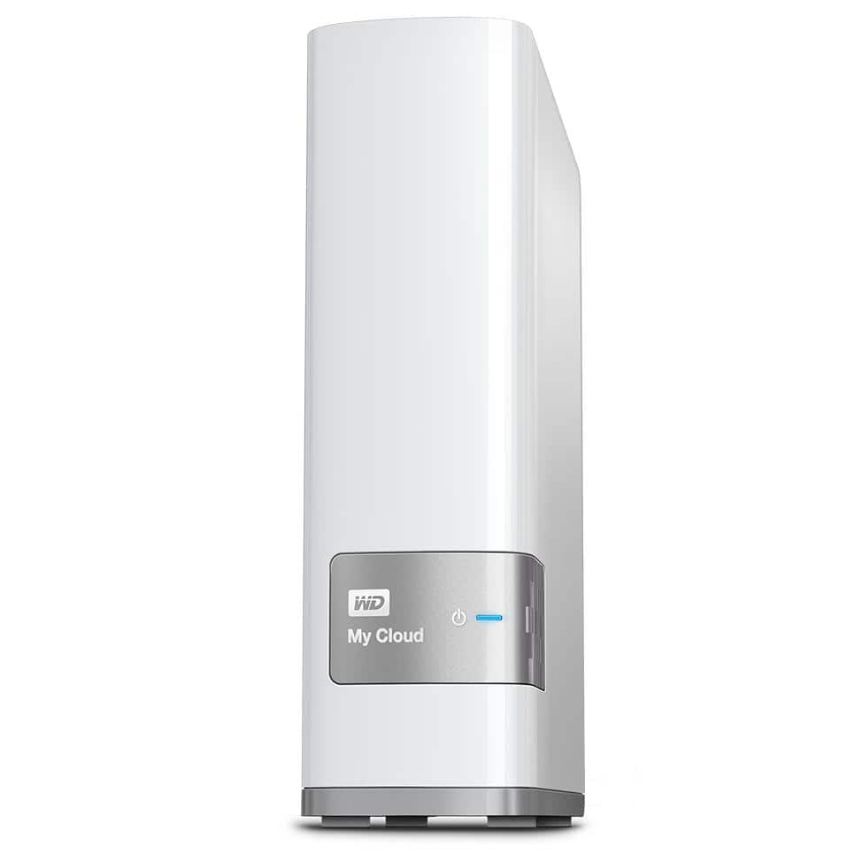 MY CLOUD (RECERTIFIED) 6TB Regular Price $189.99 Promo Price $169.99