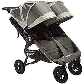 Baby Jogger City Mini GT Double Stroller-Steel Grey $357 (free shipping)