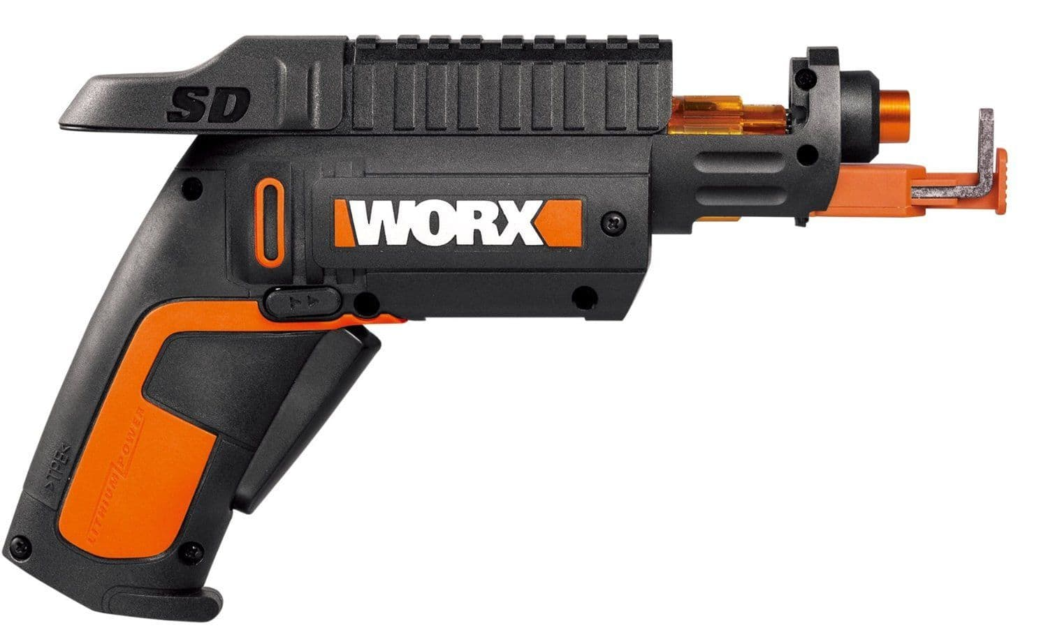 WORX SD Cordless Screw Driver with Screw Holder $19.99