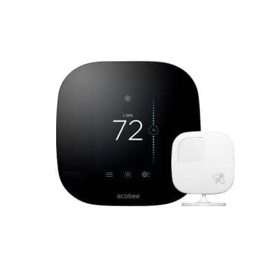 ecobee3 Wi-Fi Thermostat with Remote Sensor 2nd Gen - $199 Home Depot instore - YMMV