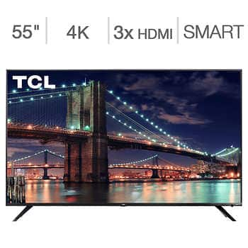 TCL 6-Series 55 55R613 (2018 model) back to $399 at Costco $399.99