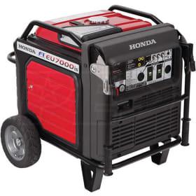 Honda EU7000is generator $3799 with free shipping