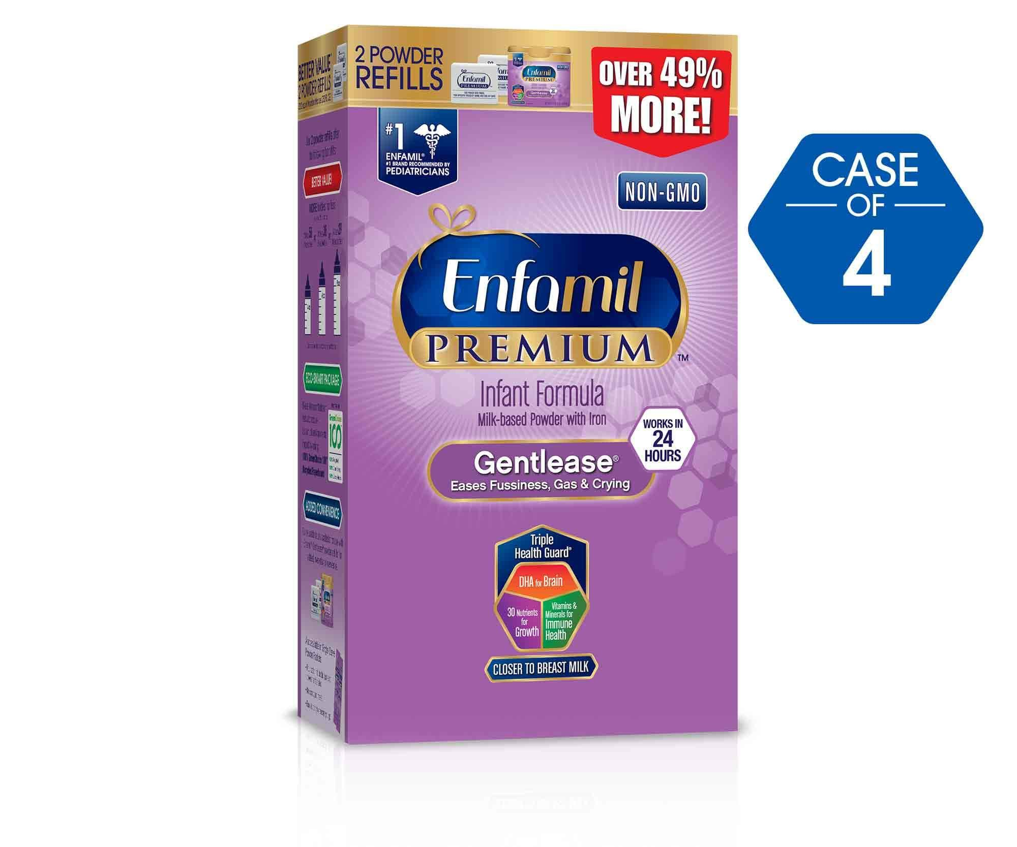 Enfamil Formula 70-80% off Second Refill Boxes $160.75