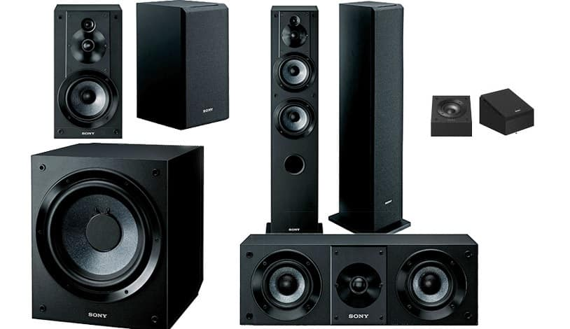 Sony Core Series - 50% off, including Atmos