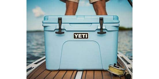 YETI Coolers 30% off $139.99