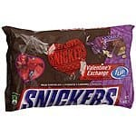 Snickers Valentine's Fun Size Candy Bars, 11.18-Ounce Packages (Pack of 6)  $7.97   ADD ON ITEM