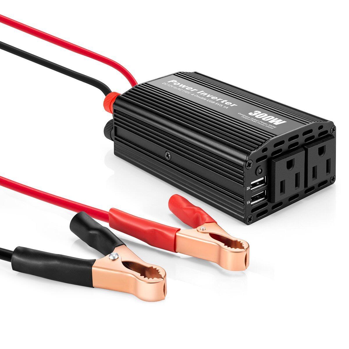 YINENN 300 WATT Power Inverter 14.81 amazon