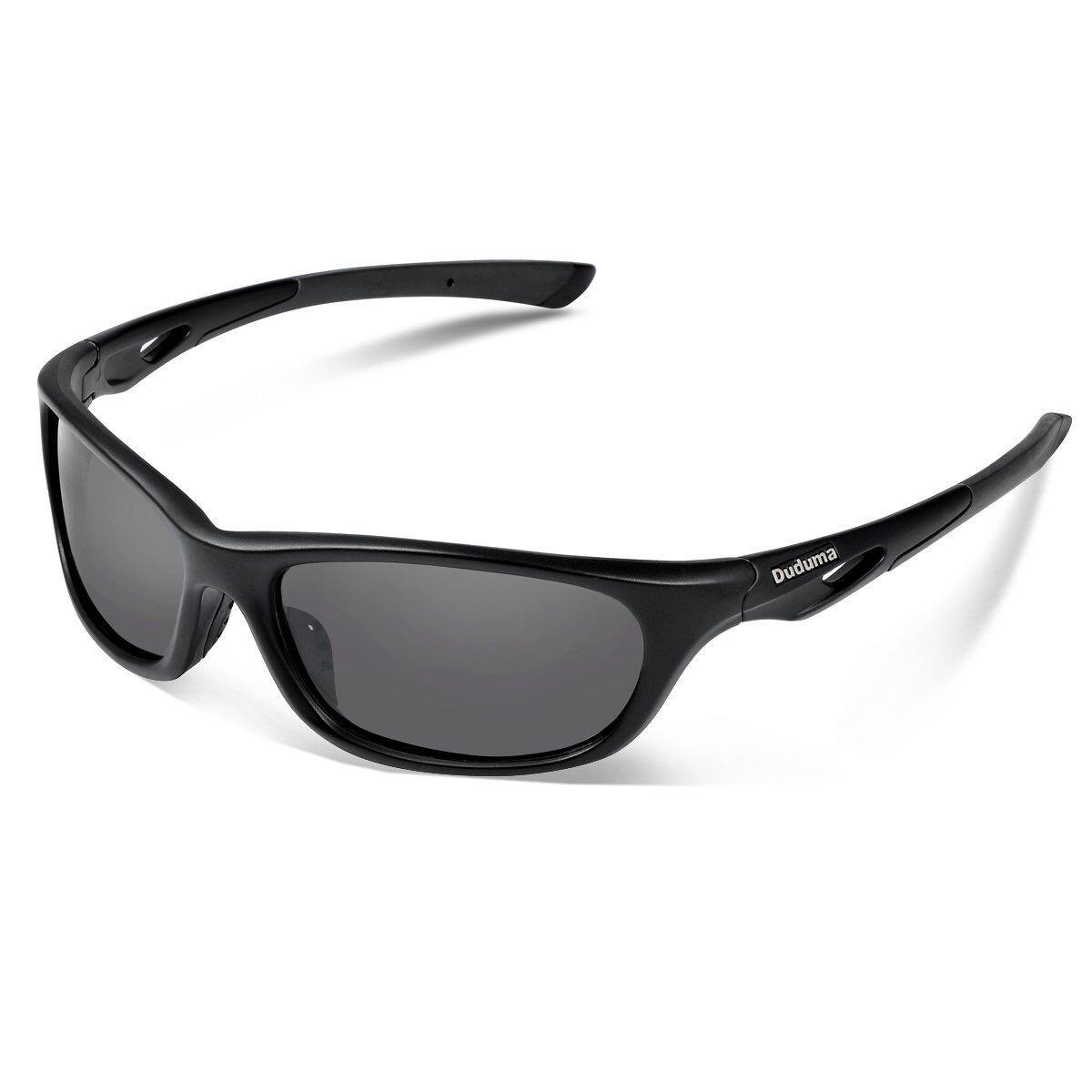 45% off unisex polarized sports sunglasses 10.99ac amazon