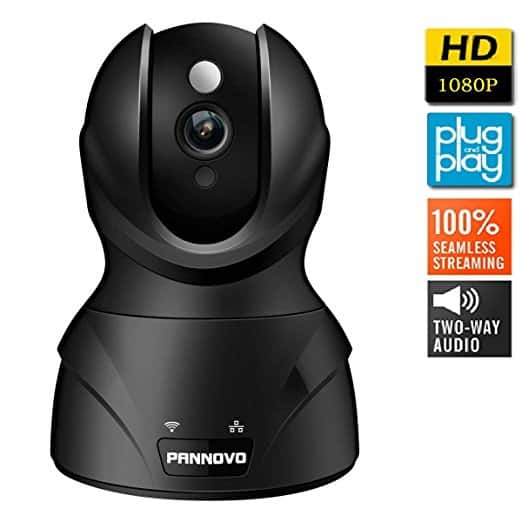 1080p nightvision security camera with night vision 39.99 after coupon amazon $39.99