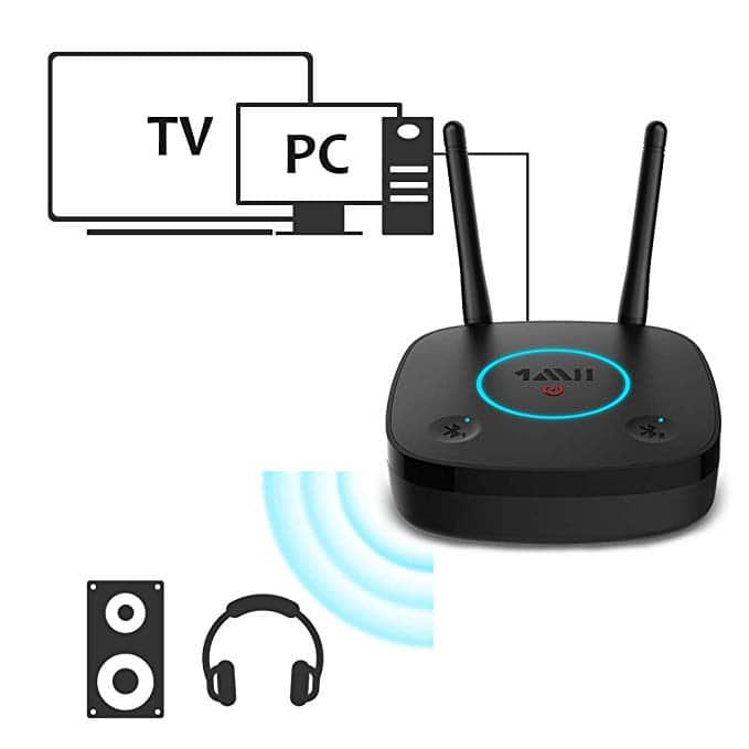 Wireless Bluetooth long range adapter $15.19 amazon