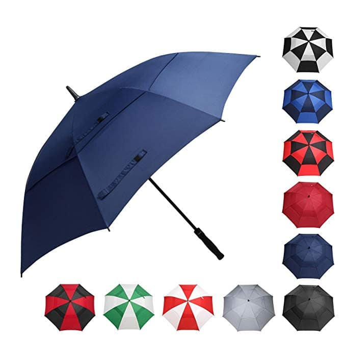 Waterproof automatic umbrella $16.49 ac
