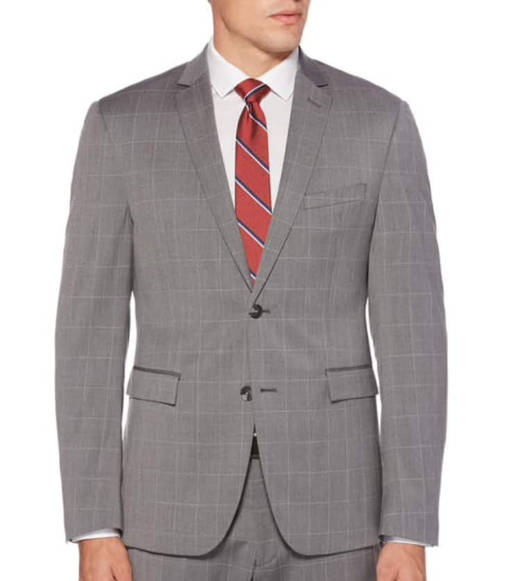 Perry Ellis 50% off sale items. Dress shirts from $20 $11