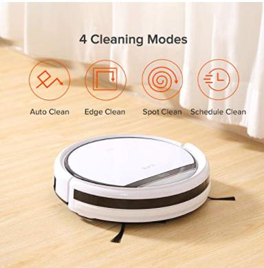 ILIFE V3s Pro Robot Vacuum Cleaner $111.99
