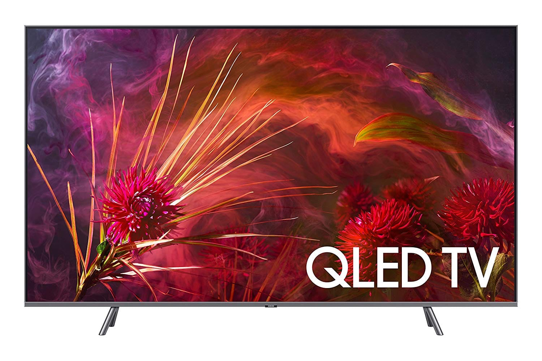 "Samsung QN55Q8FN FLAT 55"" QLED 4K UHD 8 Series Smart TV 2018 $1146.98 + free shipping + no tax"