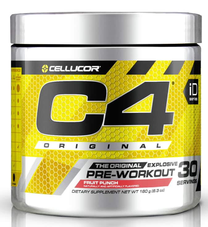 Cellucor: 2x C4 30 Servings (60 Servings) + 2x Alpha Amino 50 servings (100 Servings) for $34.99 + Free Shipping