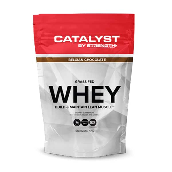 2 x Caatle Pre Workout (45 servings each) + 4lb Catalyst Grass Fed Whey Protein Total $31.97 (Shipping Included)