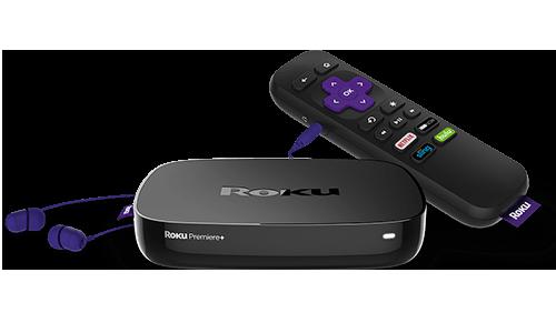 SlingTV: Roku Premiere+ $49.99+FS