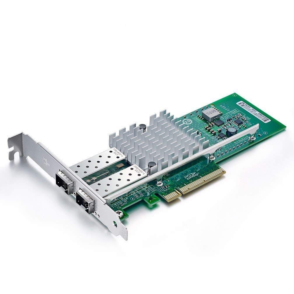 10Gb/s Ethernet Converged Network Adapter, Compatible for Intel X520-DA2 for $106.20+FS