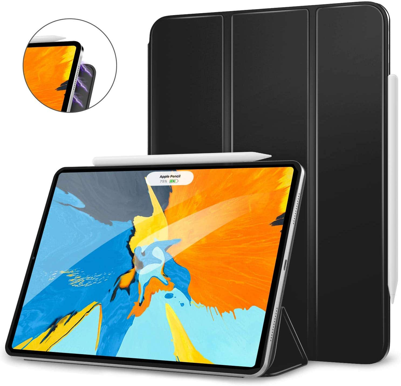 "MoKo Magnetic Smart Folio Case for iPad Pro 11"" $1.99 + FS for Prime members"
