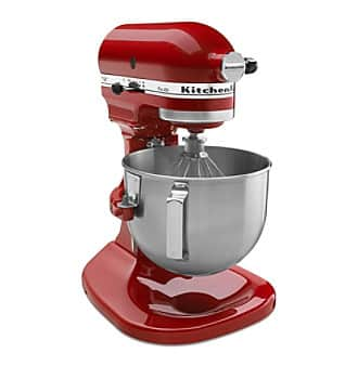 KitchenAid Pro Series 450 4.5-qt Empire Red Bowl-Lift Stand Mixer $190!!!
