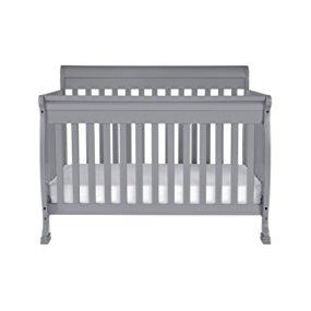 DaVinci Kalani 4-In-1 Convertible Crib With Toddler Bed Conversion Kit, Grey - $159