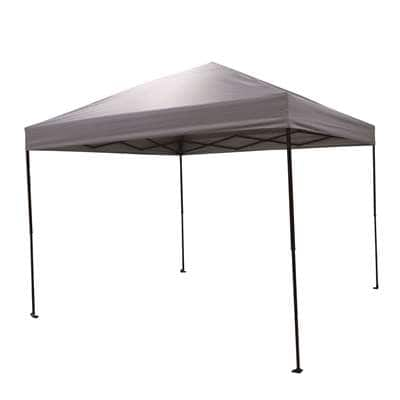 Ace Hardware: Crown Shade One Touch 10' x 10' Straight-Leg Canopy - $69.99