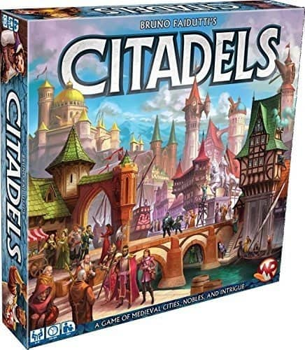 Citadels (2016) Board Game $13.38