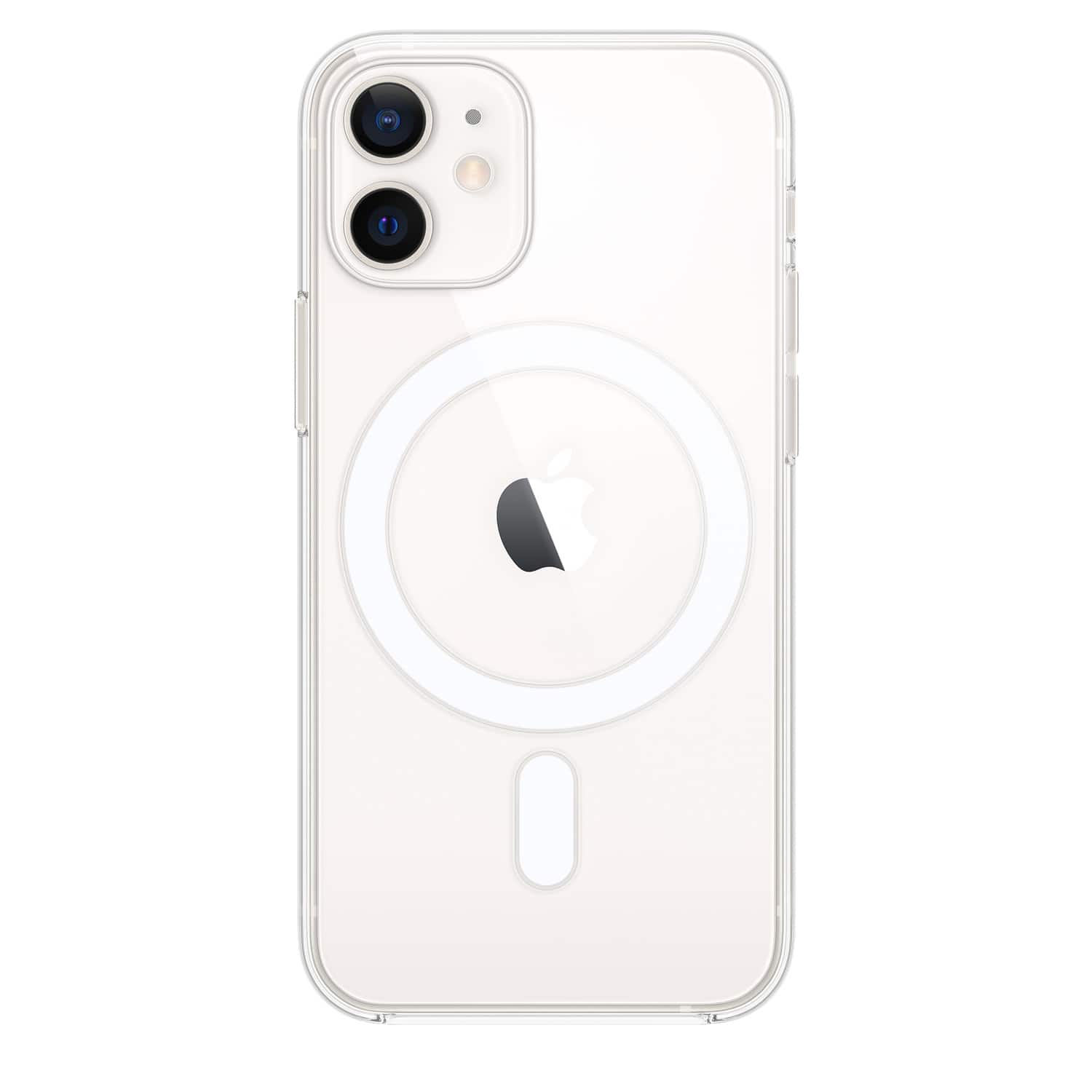Apple iPhone 12 mini Clear Case with MagSafe $20 at Best Buy