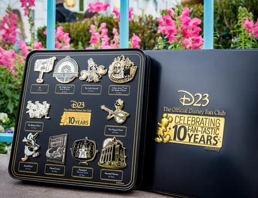 D23 Family Gold Memberships 30% off $129.99