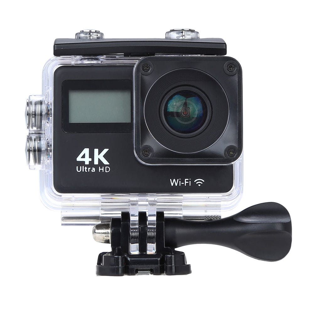 BOBLOV X6 4K Waterproof Sports Action Camera with Carrying Bag, $44.99 Free shipping