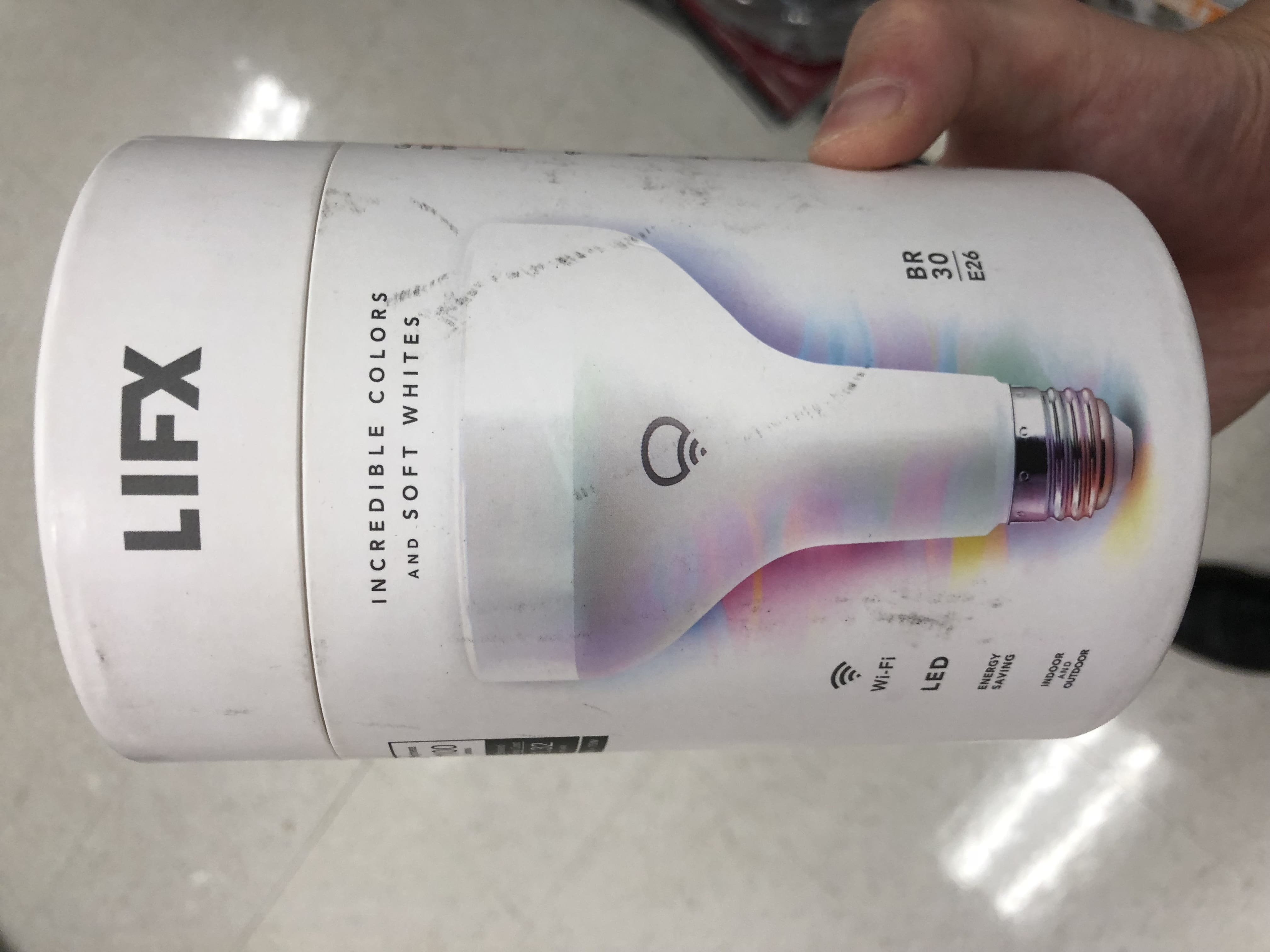 LIFX BR30 for $41.96 on CLEARANCE @ TARGET (YMMV)