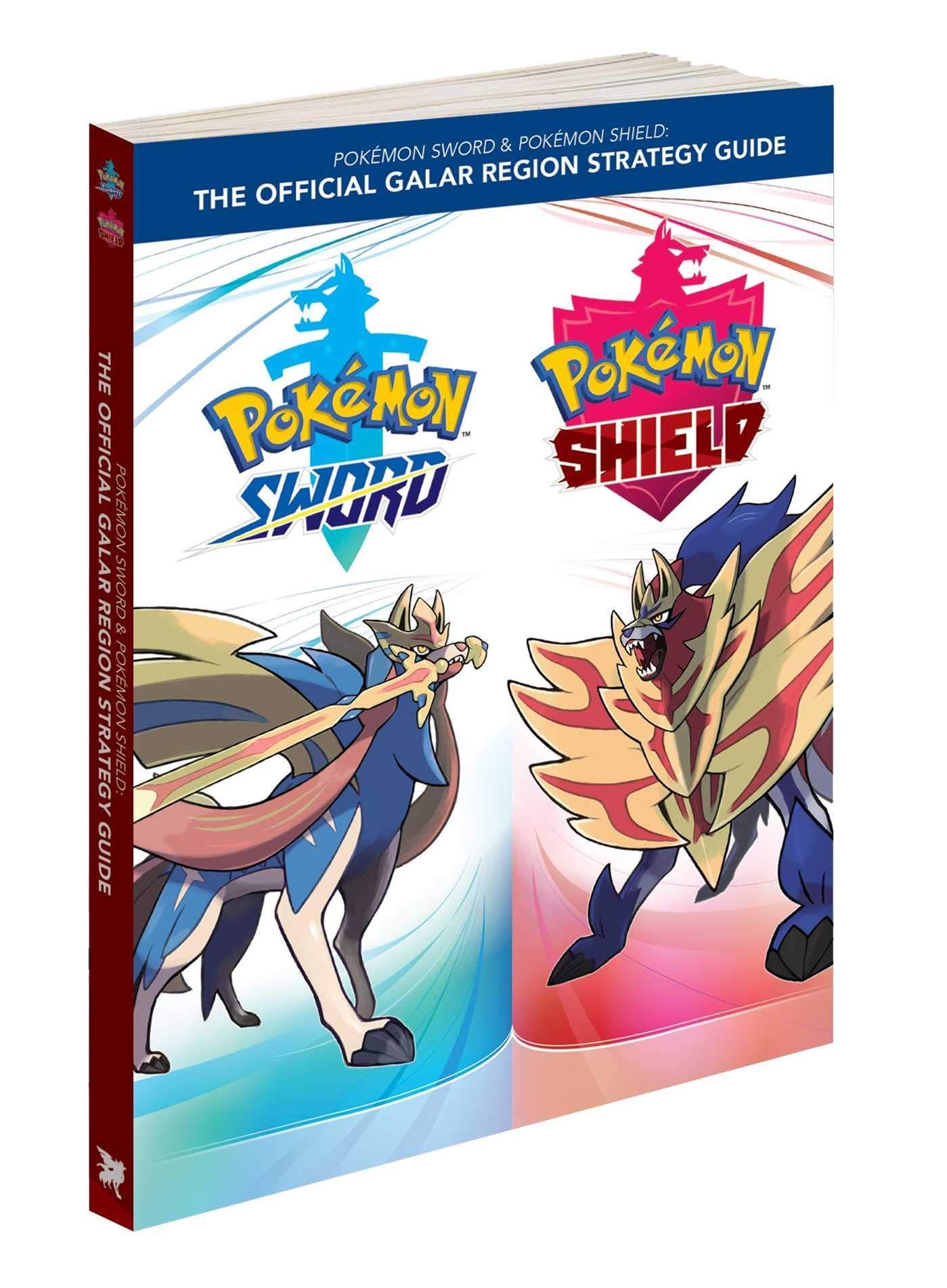 Pokémon Sword & Shield Strategy Guide (Paperback) $15.66