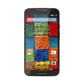 2nd Gen Unlocked Moto X GMS Android Phone for $200 + free shipping @Motorola