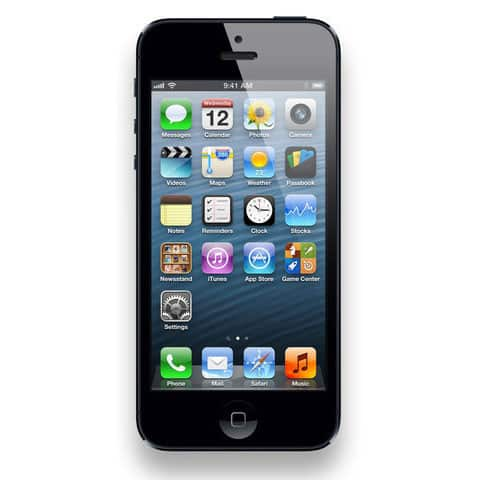 Apple iPhone 5 16GB GSM Unlocked Phone With Free Otterbox Case for $100