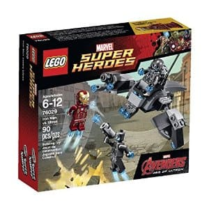 LEGO Superheroes Iron Man vs. Ultron for $10 +FS w/Prime