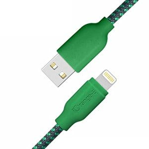 iOrange-E 10-Foot Kevlar Lightning Cable for $12 free shipping with Amazon Prime